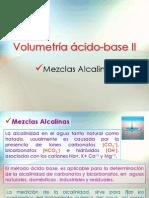 Laboratorio n°2. MEZCLAS ALCALINAS.