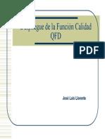 Ejemplo QFD