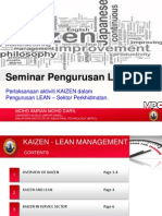 Kaizen Lean Management Service Sector2