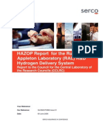 HAZOP Report Issue 1