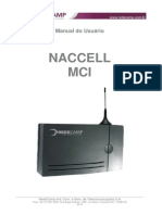 Manual Naccell Quadband