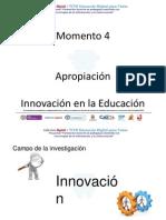 Innovación en Educación