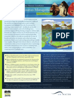 Water Resources Framing Paper
