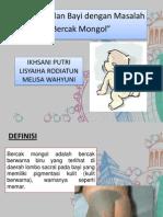 Bercak Mongol Present