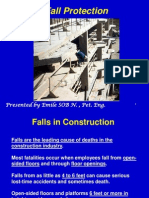 Day 1 - Fall Protection
