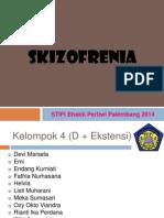 ppt skizofrenia STIFI Bhakti Pertiwi