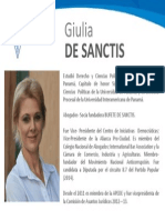 Giulia de Sanctis