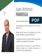 Juan a Fabrega