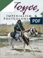 joyce, Imperialism & Postcolonialism
