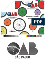 Cartilha Direitos e Deveres Dos Ciclistas OAB SP