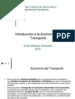 1 Introducción- Economía - Transporte