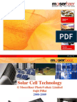 Solar Cell Presentation