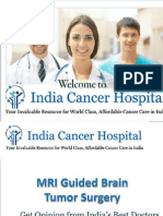 MRI Guided Brain Tumor Surgery In India