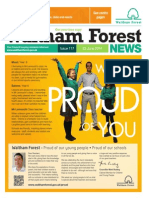 Waltham Forest News 23rd June 2014