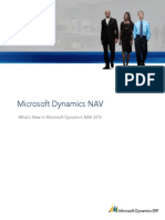Microsoft Dynamics Whats New Nav 2013