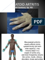 Reumatoid Artritis [Dr. Ali Santoso Sp. Pd]