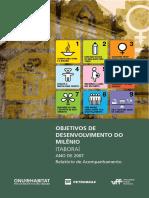Objetivos de Desenvolvimento Do Milênio - Itaboraí 2007