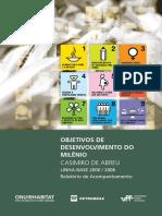 Objetivos de Desenvolvimento Do Milénio - Casimiro de Abreu Linha-base 2000-2006