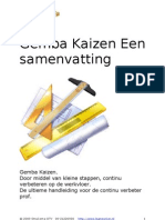 Gemba-Kaizen-samenvatting (W4)