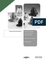 Technical Documentation - Pressure Control Valves