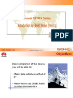 GENEX Probe WCDMA Introduction