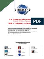 C4D - Utilisation Des Formules