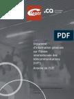 Document  d'information générale  sur l'Union  internationale des  télécommunications  (UIT) Annexe de l'UIT