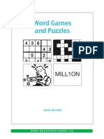 Word Games and Puzzles