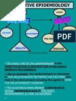 Descriptive Epidemiology1