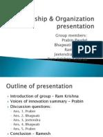 Group III Presentation Final