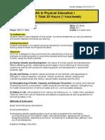 tnw health ep1 course syllabus pdf