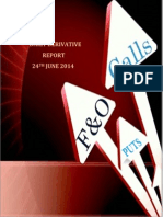 Derivative Report 24 June 2014