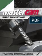 MastercamX7 Intro to Multiaxis bai 2