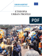 Ethiopia- National Urban Profile