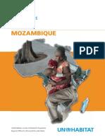 UN-Habitat Country Programme Document 2008-2009 - Mozambique