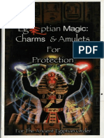 Egiptian Charms and Amulets for Protection