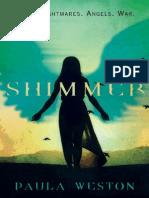 Shimmer by Paula Weston Extract