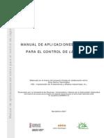 Manual de Aplicaciones Del Ozono Para El Control de Legionella