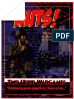 Two-hour Wargames - Nuts!