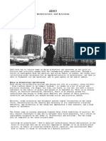 ADS3-Architecture and Activism Handout