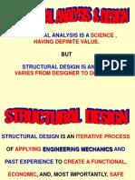 Defn of Str Design