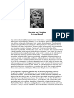 Bertrand Russell - Education.and.Discipline