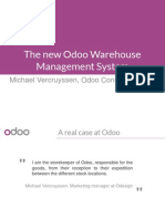 The New Odoo Warehouse Management System