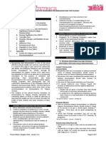 Ob 1.05 Clinical Practice Guidelines on Immunization for Filipino Women