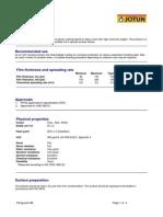 Penguard HB - English (Uk) - Issued.06.12.2007