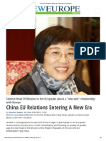 China EU Relations Entering a New Era _ Neurope