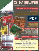 Nicola Dell'Arena - La Norma UNI en ISO 17025 [Tutto Misure][2010][123p]