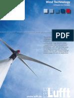 Wind Technology Brochure