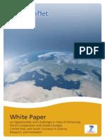 White Paper on EU-EECA Cooperation in STI Final April2012