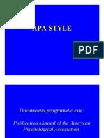 7 Stilul APA [Compatibility Mode]